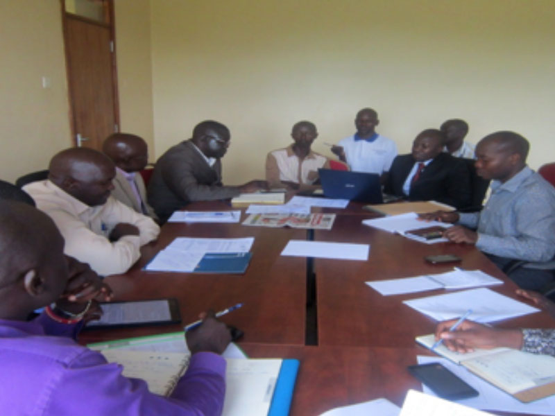 Developing a resettlement action plan for acquisition of land for refined petroleum product pipeline from Hoima to Kampala