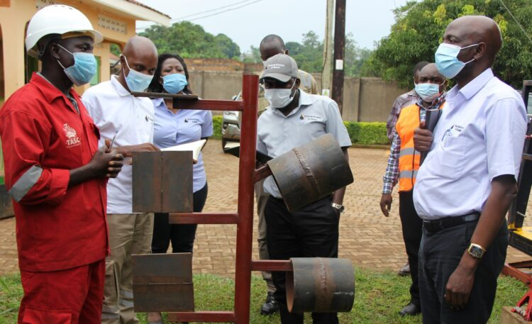 PAU assesses sector readiness for petroleum development phase